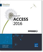 Access 2016, Microsoft, Base de datos, Tabla, formulario, informe, consulta, aplicación, Access 16, Office 2016, access, SGBD, LNOP16ACC