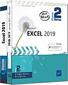 Excel 2019 - Pack 2 libros
