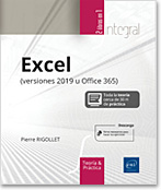 Excel - (versiones 2019 o Office 365)