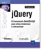 jQuery, libro jquery, CSS, DOM, AJAX, plugin, focusin, focusout