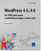 WordPress 4.5 y 4.6, Weblog, word press, CMS, sitio web,  wp, blog, página web