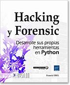 Hacking y Forensic, scapy, socket, PyDbg, Fuzzing, Sulley, PIL, captcha, esteganografía , criptografía
