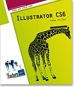 Illustrator CS6, Adobe, Dibujo vectorial, vectorización, símbolo, capa, imágenes para el web, libro digital, libros digitales, e-book, ebook, libro electrónico, libros electrónicos, ARGG0110