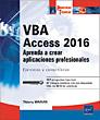 VBA Access 2016 - Aprenda a crear aplicaciones profesionales: Ejercicios y correcciones
