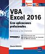 VBA Excel 2016 - Cree aplicaciones profesionales: Ejercicios y correcciones